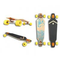 Wholesale Full Canadian Maple Longboard ( LCB-90) from china suppliers