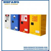 Wholesale Flammable safety storage cabinet 12 Gallon dangerous chemical safety storage cabinet from china suppliers
