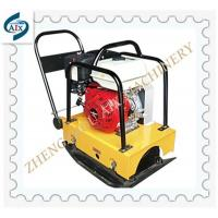 Gasoline plate compactor