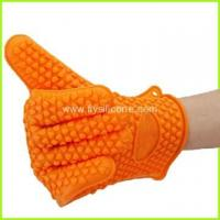 Wholesale Multi-fuction Kitchen Silicone Glove Oven Mitts FYD-4707 from china suppliers