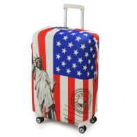 Wholesale American Themed Flag Luggage Cover for Wholesale NP414-3 from china suppliers