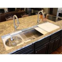 Contemporary kitchen sinks popular contemporary kitchen for The galley sink price