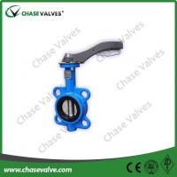 Wholesale lugged type butterfly valve Class 125 Lug Type Concentric Butterfly Valve from china suppliers