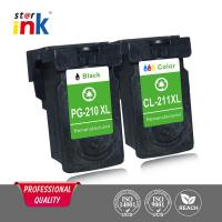 Wholesale Starink Brand Compatible ink cartridge canon 210/ 211 from china suppliers