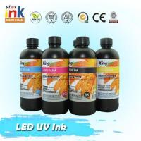 Wholesale Starink Brand LED UV Ink for Epson DX5 DX7 print-head printer from china suppliers