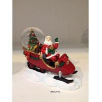 China Santa Glass Christmas Ornament christmas snowman Christmas tree ornament on sale