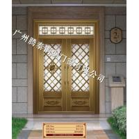 Buy cheap glass doors of bronze Eternal light from wholesalers