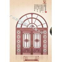 Buy cheap glass doors of bronze TM-H-1351 from wholesalers