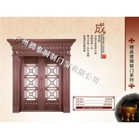Buy cheap glass doors of bronze Home and happy from wholesalers