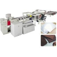 Wholesale PVC FREE FOAMED SHEET PRODUCTION LINE from china suppliers