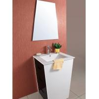 Buy cheap Nature wood bathroom furniture cabinet vannity from wholesalers