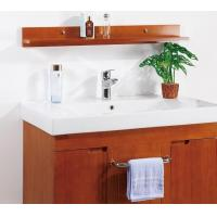 Buy cheap Modern Wall Hang Bathroom Vanity with Mirror from wholesalers