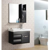 Buy cheap Modern Soild Wood Bathroom Cabinet Wall Hang from wholesalers