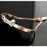 Wholesale Cartier PANTHERE Bracelet with a Panther Motif Leopard from china suppliers