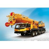 Buy cheap XCMG QY160K Truck Crane from wholesalers
