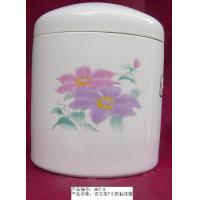 Wholesale Funeral casket and urn in porcelain from china suppliers