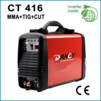 Wholesale 3-IN-1 40A Plasma Cutter 160 Amp TIG MMA CUT Stick Arc Welder Cutter CT416 from china suppliers
