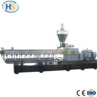 Wholesale EVS+Silicon rubber lab compounding twin screw extruder from china suppliers
