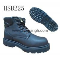 Hotselling Product high quality leather industrial work safety boots