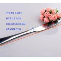 China Stainless Steel Steak Knife on sale