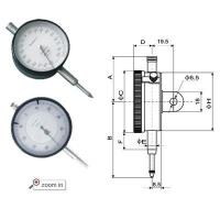 Wholesale Variation Dial Indicators , Series:DI12 from china suppliers