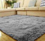 China 80*120cm Living Room Floor Mat/cover Carpets Floor Rug Area Rug [Gray] on sale