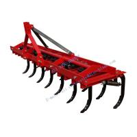 China Cultivators Product name: Rear Mounted Spring Tooth Tiller Cultivator on sale