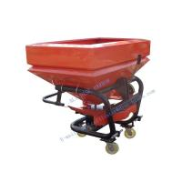 Wholesale Fertilizer Spreader Product name: 800 Liter PTO Driven Tractor Fertilizer Spreader for sale from china suppliers