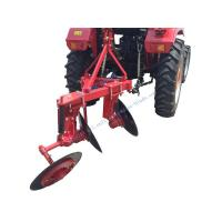 China Disk Plows Product name: 4WD Tractor Rear Mounted 2 Disc Plough for sale on sale