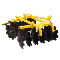 China Disk Harrows Product name: 1BQX Series of Light-Duty Mounted Disc Harrow on sale