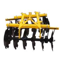 Wholesale Disk Harrows Product name: Farm Tractor Mounted Light Duty Offset Disc Harrow from china suppliers