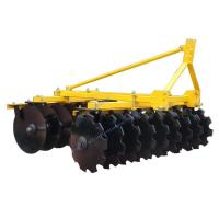 Buy cheap Disk Harrows Product name: 18 Blades Tractor Hitched Disc Harrow from wholesalers