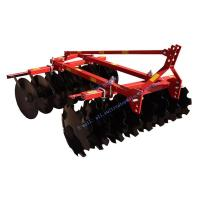 Buy cheap Disk Harrows Product name: 16 Blades Tractor Mounted Offset Harrows from wholesalers
