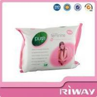 Wholesale Cheap cleansing face wipes, feminine intimate wipes from china suppliers