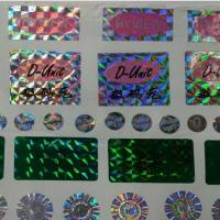 Wholesale New design stiker hologram from china suppliers