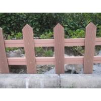 outdoor wpc fence like real wood