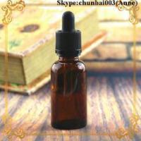 Wholesale 50ml glass dropper bottle amber e-juice bottle child safety cap trade assurance from china suppliers