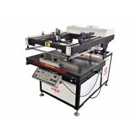 Buy cheap Fine printing and packaging pr Oblique arm type screen printer from wholesalers