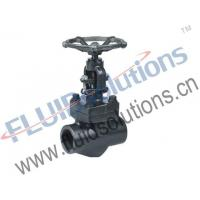 Buy cheap API Industrial Valves Product  API602-Forged-Steel-ThreadedSocket-Welding-Globe-Valve-800 product