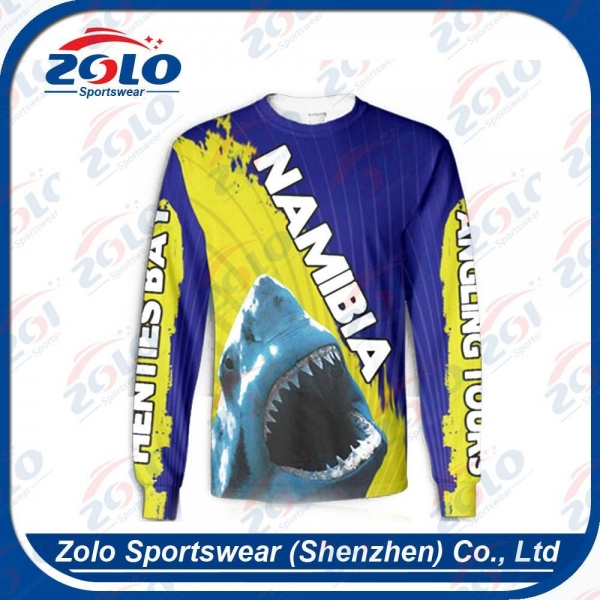 Sublimation custom fishing jerseys 44645421 for Fishing jerseys for sale