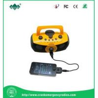 Wholesale Multifunction Outdoor Flashlight Speaker With Power Bank from china suppliers