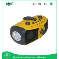 Wholesale Stereo Portable Waterproof Outdoor Sports Speaker with Flashlight from china suppliers