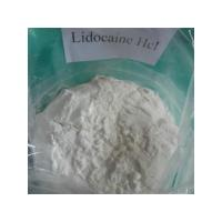 China Pharmaceuticals Chemicals Lidocaine HCl Lidocaine hydrochloride 73-78-9 on sale