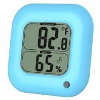 Wholesale Square Thermometer and Hygrometer with Temperature Humidity Display Temperature Sensor from china suppliers