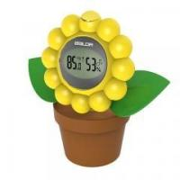 Wholesale Digital Hygro-thermometer in Flower Shape with Temperature and Humidity Display from china suppliers