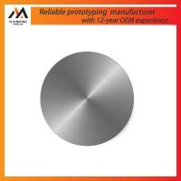 Buy cheap 3D printing metal plate rapid prototypes surface treatment from wholesalers