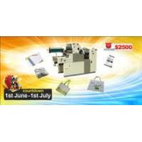 Wholesale HT47ANP single color with numbering and perforating unit from china suppliers