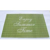 China Reed Curtains heat resistant table mats BM8 on sale