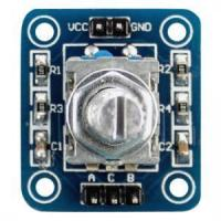 arduino how to connect rotary encoder