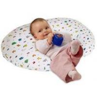 Wholesale U-shape pillow soft baby size fun print cotton inserts boppy nursing pillow from china suppliers